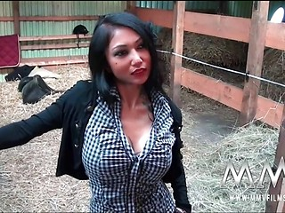 MMV Films KimXXX tiny whore with huge tits...
